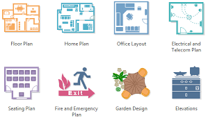 Exellent Floor Plan Graphic Design Software Create Easily From Templates And For Concept