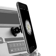 iphone mount. caseco magnetic car mount holder core 360° rotation, phone for iphone 7 iphone