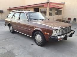 California Classic: 1978 Toyota Corona Wagon