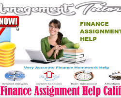 finance assignment help online finance homework help finance  finance assignment help in california yields expected results
