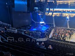 Seating Chart Fiserv Forum Fiserv Forum Section 107 Concert Seating Rateyourseats Com