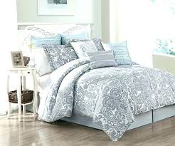 royal velvet 400tc paisley print comforter set sets blue duvet cover king for your bedroom decor