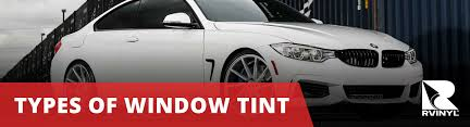Window Tint Visibility Chart Types Of Window Tint Dyed Metalized Hybrid Carbon