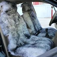 car seats best sheepskin car seat covers free piece new style cover plush winter