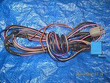 power window harness ebay Window Switch Wiring Harness 1982 1992 camaro firebird f32 power window switch wiring harness and connectors window switch wiring harness