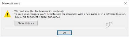 How To Stop Word Prompt