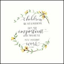 Distraction Quotes Enchanting Children Are Important Work CS Lewis Quote Art Prints By