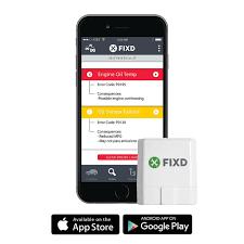 FIXD OBD-II Gen II Active Car-Health Monitor - Walmart.com