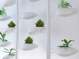 indoor hydroponic gardening. Live Screen Utilizes Hydroponic Technology Rendering Indoor Gardening Accessible And Easy For The Space-deprived Urban Dweller. A Living Piece Of Art That