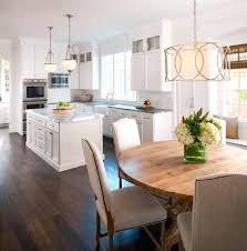 kitchen chandelier rustic dining room lighting kitchen island height