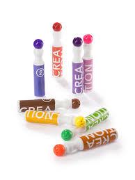 <b>Набор маркеров-штампов Happy Baby</b>, 8 цветов — купить в ...