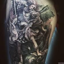 тату с архангелом все про татуировки и их виды
