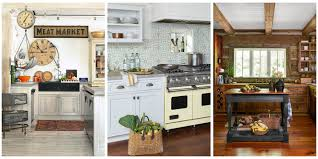 18 farmhouse style kitchens rustic decor ideas for kitchens gorgeous farmhouse kitchen ideas