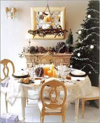 Christmas Decorations For Kitchen Kitchen Table Decorating Ideas Zampco