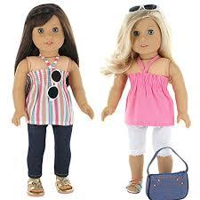 <b>18 Inch Doll Clothes</b>: Amazon.com