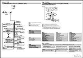 clarion drb5475 16 pin wiring diagram wiring diagrams  at Clarion Vx603au Wiring Diagram