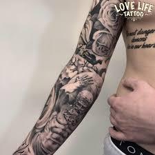 тату салон в москве Love Life Tattoo тату студия с лучшими мастерами
