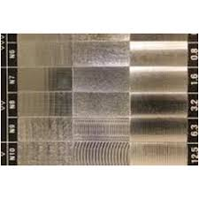 Surface Roughness Chart Rubert Surface Roughness Comparison Chart