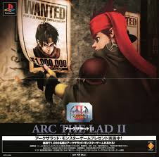 Arc The Lad Ii 1996 Playstation Box Cover Art Mobygames