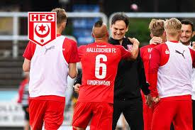 Liga live bei magentasport:12.06.2020, 32. Hfc Wahnsinn In Meppen Halle Lebt Wieder Und Springt Durch Irren Dreier In Der Tabelle Tag24
