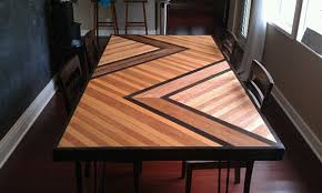 Build Dining Room Table Simple Decoration