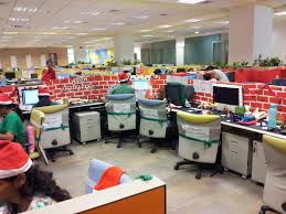 office decoration themes. Christmas Decoration Ideas For Office Desk Simple Themes Fine Theme Fabulous Cubicle In From