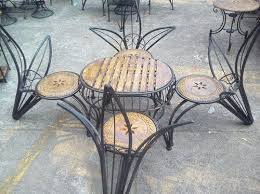 wrought iron and wood furniture. WROUGHT IRON FURNITURE 01 - Wrought Iron Wooden Jhula Swing Manufacturer From Saharanpur And Wood Furniture