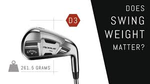 Does Swing Weight Matter