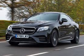 We analyze millions of used cars daily. New Mercedes Amg E 53 Coupe 2018 Review Auto Express