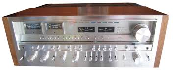 vintage stereo receiver. pioneer sx-1980 vintage stereo receiver