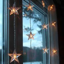 Curtain Led Lights Uk 200 Cm High Led Curtain Light Star 50 Bulb