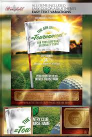Free Golf Outing Flyer Template Tosya Magdalene Project Org