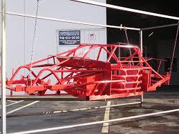 Race Car Frame Design Powder Coated Race Car Frame Powdercoat It