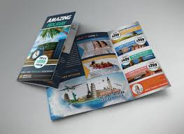 Travel And Tourism Brochure Templates Free - High Professional ...
