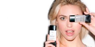 a primer will make your makeup stay through the day in any weather conditions without smearing use an anti shine primer for your forehead and along the
