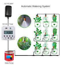 diy automatic watering system