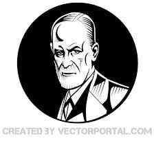 Free Sigmund Freud Vector Portraiteps Psd Files Vectors Graphics