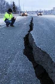 Son dakika: ABD'de 8.2 büyüklüğünde deprem! ABD'de korkutan deprem! ABD'de  tsunami uyarısı