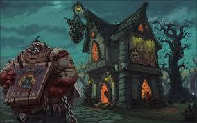 wallpapers dota 2 pudge monsters fantasy games