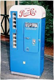 Old Pepsi Vending Machine For Sale Beauteous Old Fashioned Pepsi Machines If I Were A Hoarder Vintage Pepsi