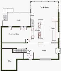 Galley Kitchen Floor Plans Galley Kitchen Floor Plans Akioz