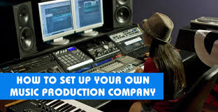 Now he works with the likes of black milk, bun b, and mayer hawthorne. How To Set Up Your Own Music Production Company