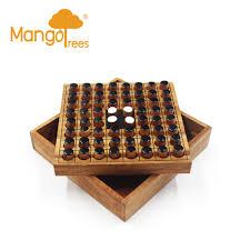 Wooden Othello Board Game Othello Reversi Game GP100 Mango Trees 47