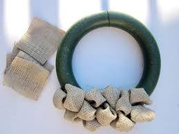 Amazing Styrofoam Wreath Ideas 18 In Home Decoration Design with Styrofoam  Wreath Ideas