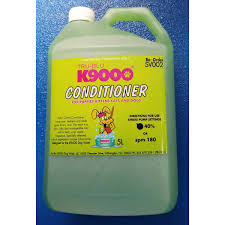 k9000 sensitive creme conditioner 5 liters