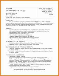 Massage Therapist Resume Samples 20 Massage Therapist Resume Sample