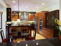 Yellow Kitchen Floor Eat In Kitchen Islands Beige Ceramic Tiles Kitchen Flooring Black
