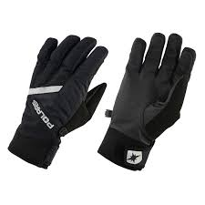 Mens Level 2 Mountain Glove With Anti Slip Technology Black