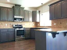 best wood stain for kitchen cabinets staining fake oak grey