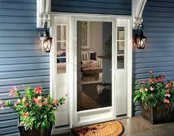 front door screen doors s s double front door screen doors